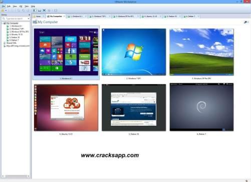 VMware Workstation Pro 10 Crack Free Download