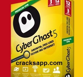 CyberGhost VPN 5 Crack Premium Serial Key Free Download