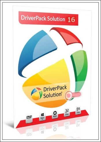 DriverPack Solution 2016 ISO Free Download Full Version