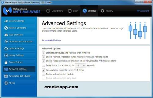 Malwarebytes Anti-Malware Premium License Key 2.2.0 Free Download