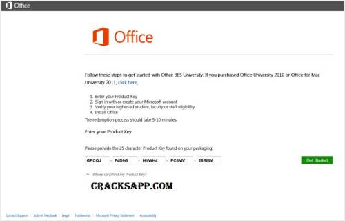 Product Key for MS Office 365 Crack Full Free Download