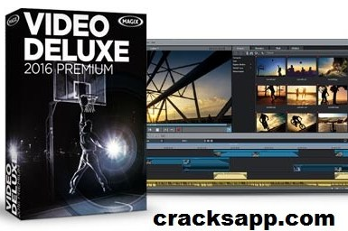 MAGIX Movie Edit Pro 2016 Premium Crack Free Download
