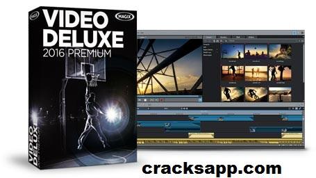 MAGIX Movie Edit Pro 2016 Premium Crack Free Download