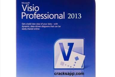 Microsoft Visio Pro 2013 Product Key + Crack Full Free Download