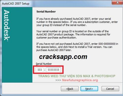 Autocad 2007 Activation Code Crack Serial Number Free