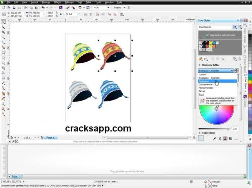 corel draw x4  full version with serial key