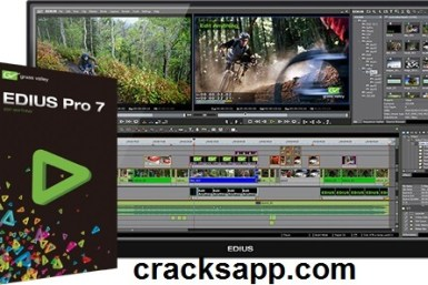 EDIUS Pro 7 Crack Free Download