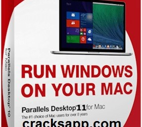 Parallels Desktop 11 Activation Key Crack + Serial For Mac Free