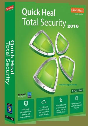 Quick Heal Total Security 2016 Product Key Free Download