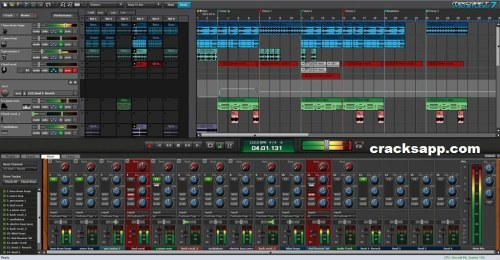 Acoustica Mixcraft Pro Studio 7.5 Crack With Serial Key 2016 Full Free