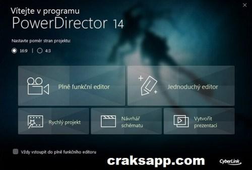 Cyberlink Powerdirector 14 Crack + Keygen Full Free Download