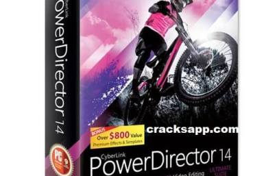Cyberlink Powerdirector 14 Crack + Keygen Full Free Download