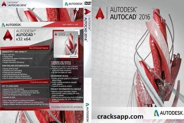 Download Autocad 2016 Full Crack For Mac