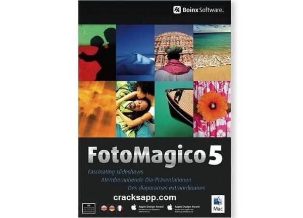 Boinx FotoMagico 5 Crack