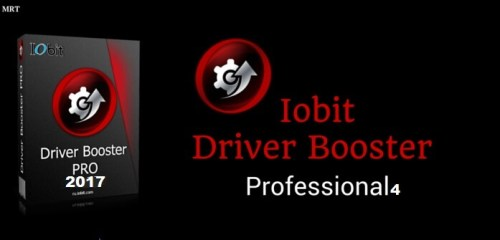 IObit Driver Booster 4 PRO Serial Key + Keygen 2017 Full Download