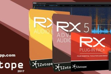 IZotope RX 5 Advanced Audio Editor 5.01 Crack + Serial Key 2017 Full Free