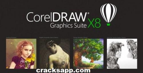Corel Draw x8 Serial Number + Keygen Full Free Download