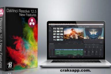 DaVinci Resolve Studio 12.5 Crack Plus Serial Key 2017 Full Download