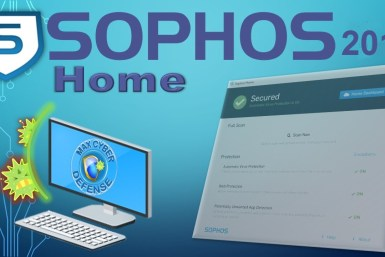Sophos Home for Mac License Key