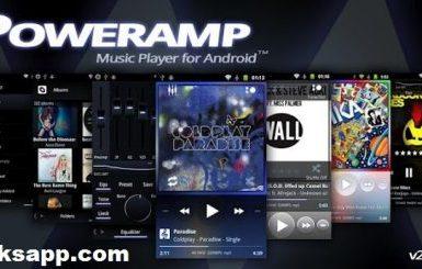 PowerAMP Pro 2.0.4 Cracked + Unlock Android Apk Download