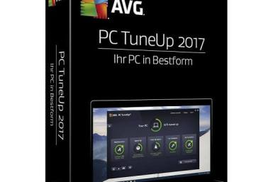 AVG PC Tuneup 2017 Crack