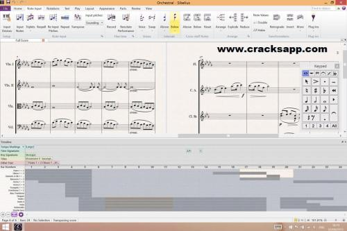 Avid Sibelius 8 Full Crack + Activation Code Generator