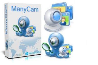ManyCam Pro 5.6.0 Crack