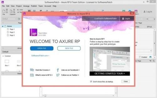 axure license login