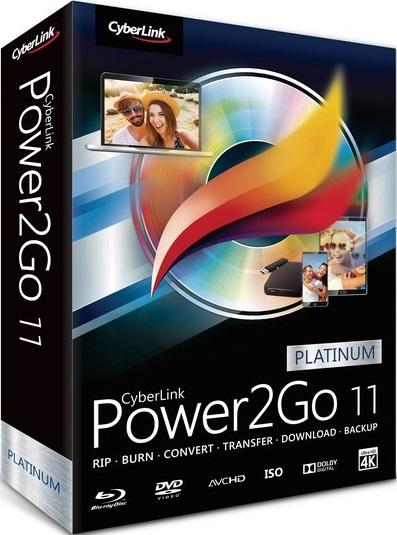 Power2Go 11 Platinum Crack Plus Serial Key Download