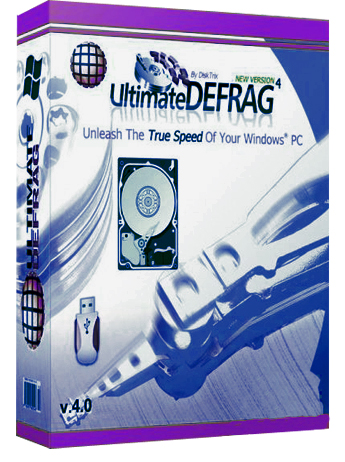 DiskTrix Ultimate Defrag 5 Portable Incl Keys Latest Download