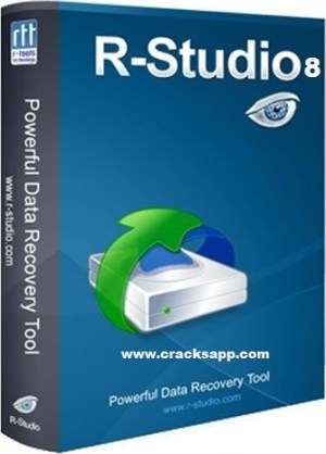 R-Studio 8 Crack