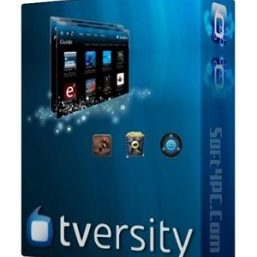 Tversity Pro Media Server V1.9.3 Crack And Serial Key Free
