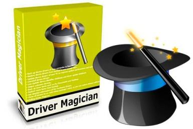 Driver Magician 4.9 Portable Crack Incl Serial key Latest