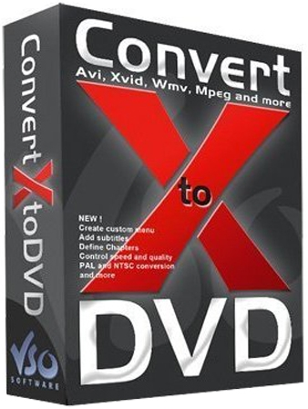 VSO ConvertXtoDVD 6 Crack Incl Serial Key Updated Download