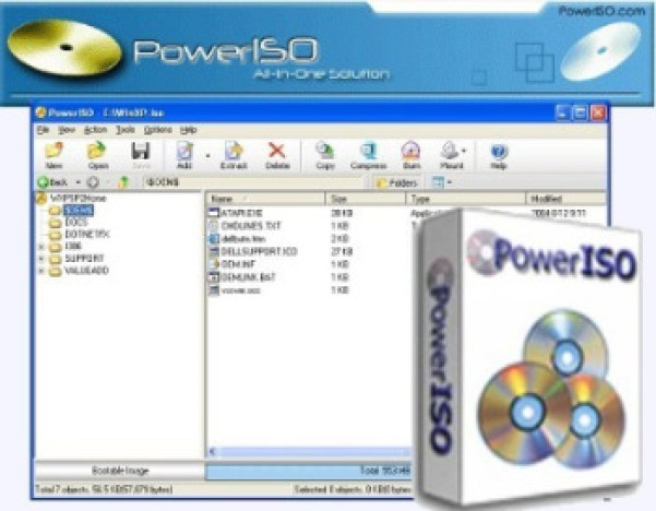 PowerISO 6.8 Keygen Plus Registration Key Full Version Free