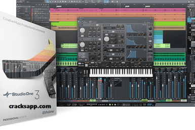 Presonus Studio One 3 Professional Crack With Keygen Full Version