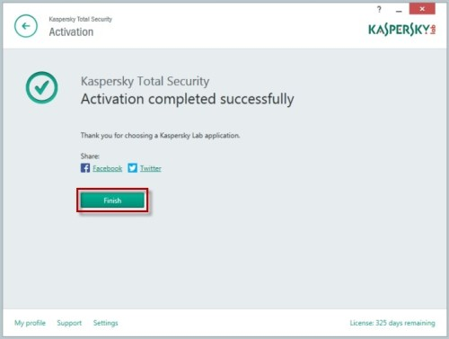 Kaspersky Total Security 2018 Key