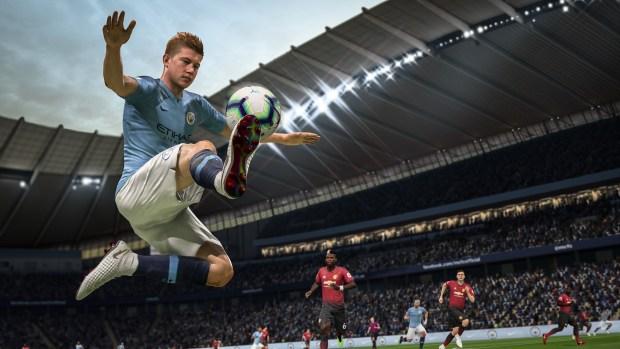 FIFA 19 Crack Fix - CPY Free Download