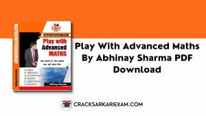 Play With Advanced Maths By Abhinay Sharma PDF Download in Hindi