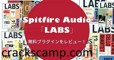 Spitfire Audio LABS 3.1.3 Crack + Soft Piano Full Version (Patch) 2021 Download