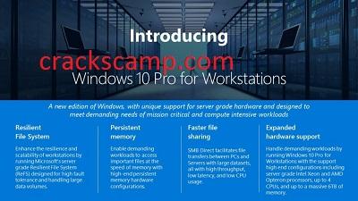 Windows 10 Pro Crack + Product Key Full Version 2021 Download