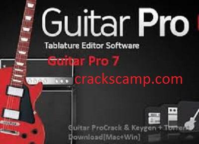 Guitar Pro 7.5.5 Crack + License Key Full Version (Patch) 2021 Download