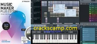 Magix Music Maker 2021 Crack + Serial Number (Patch) Free Download