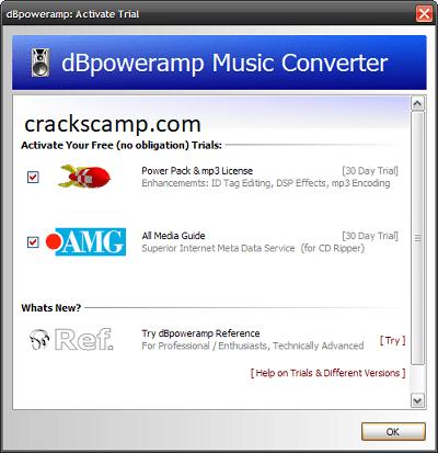 dBpowerAMP Music Converter 17.4 Crack + Serial Key Full Version Download 2021
