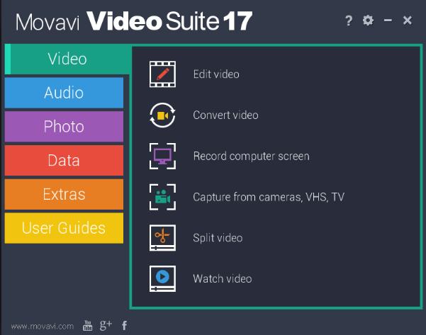 Movavi Video Suite 18 4 0 0 Crack Torrent + Activation key