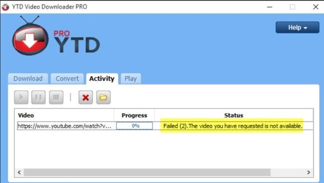 YTD Pro Crack V6 Full Version Free Download Latest {July 2019}