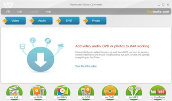 Freemake Video Converter 4.1.10.460 Crack + key 2020