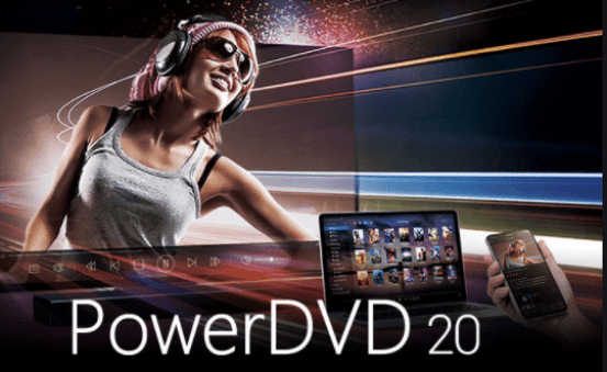 CyberLink PowerDVD 20.1 Crack & Serial Key Download