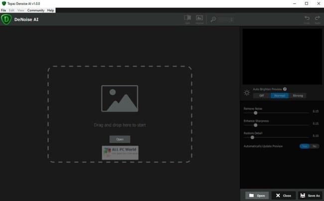 Topaz DeNoise AI 3.2.0 Full Crack + Keygen Free Download