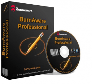 BurnAware Professional 10.9 Crack